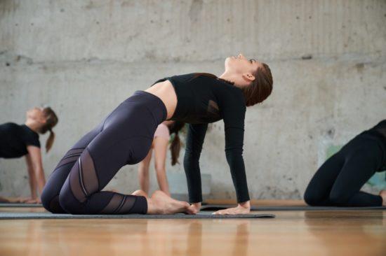 Yoga mit Tina